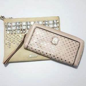 read first! MIMCO & GUESS faulty set see photos